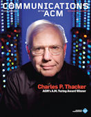 CACM Cover July 2010
